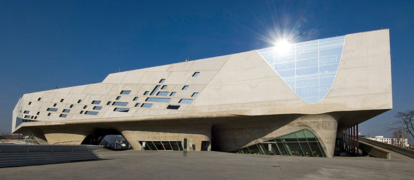 Phaeno Science Center, Wolfsburg, Germany
