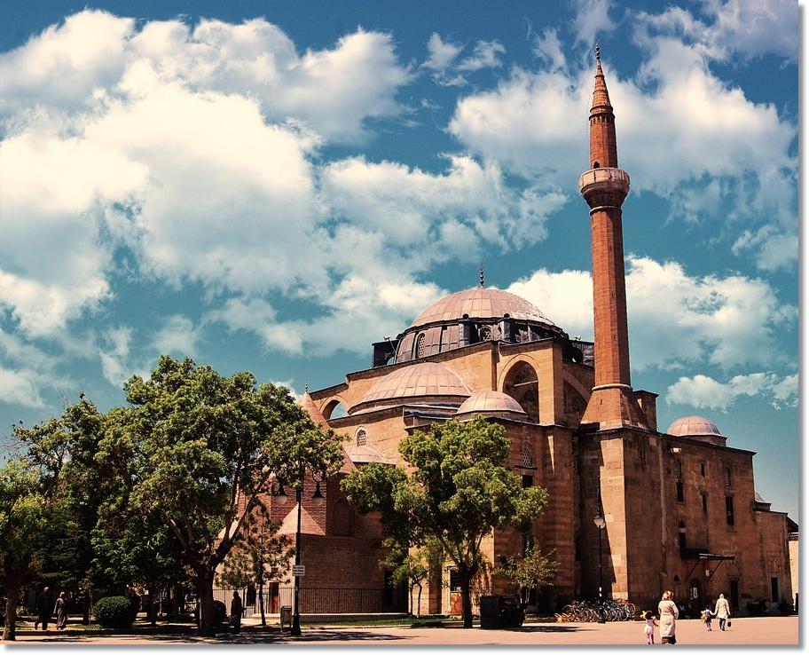 Old Mosque in Konya