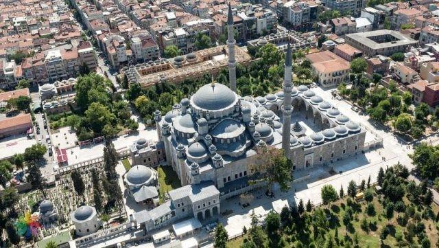 Complex of Fatih in Istanbul